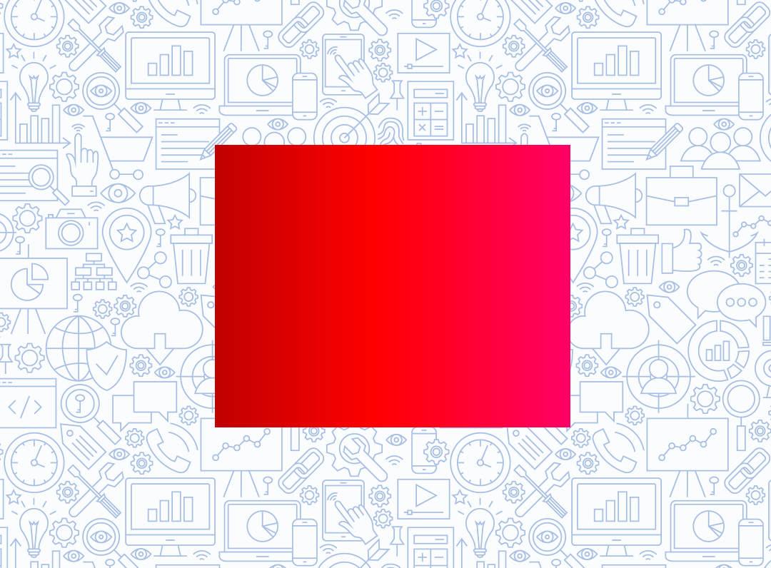 Červená je výrazná barva. V marketingu má nezastupitelné místo.