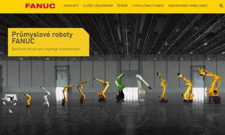 Výkonnostní marketing pro korporaci FANUC