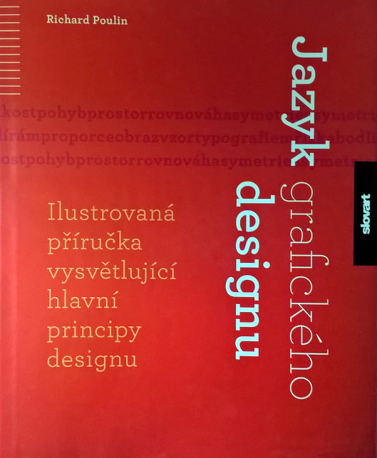 kniha Jazyk grafického designu