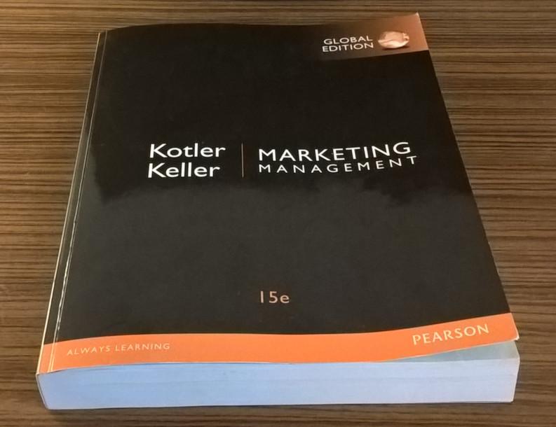 """Pravděpodobně nejlepší odpověď na otázku """"Co je marketing"""" najdeme pravděpodobně v této slavné knize."""