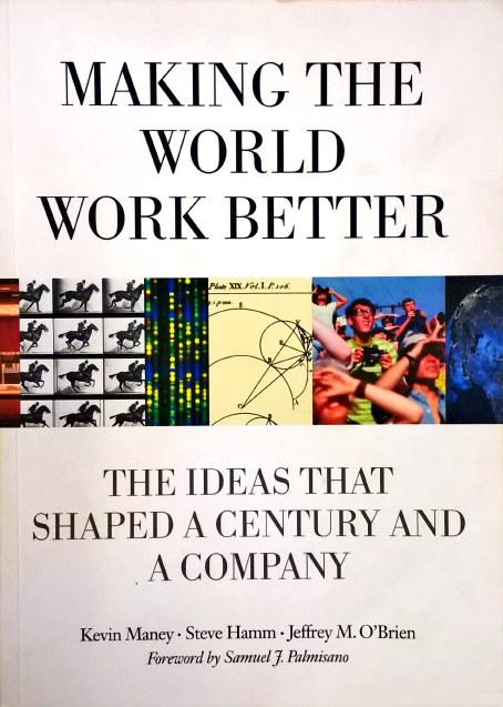 Fantastický příběh světa počítačů - a samozřejmě i fenoménu e-business - popisuje kniha vydaná ke 100. výročí založení firmy IBM.