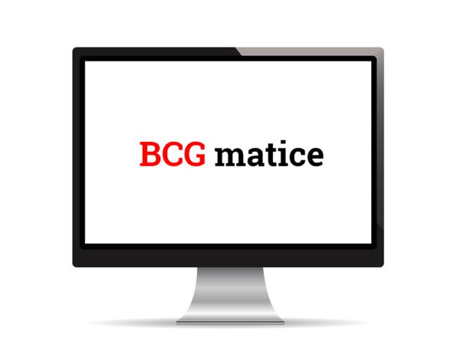 BCG matice zasazuje produktové portfolio do kontextu růstu trhu a tržního podílu.