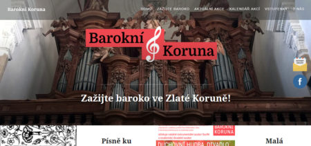 Copywriting Barokní Koruna