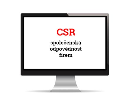 CSR společenská odpovědnost firem