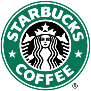 Starbucks je typickým Objevitelem. Odkaz na Bílou velrybu, moře a dálky. Interiéry poboček připomínají plachetnice.