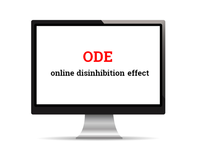 Online disinhibition effect - ztráta zábran na internetu