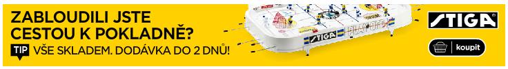 Příklad remarketingového banneru v e-shopu s hokejem pro děti