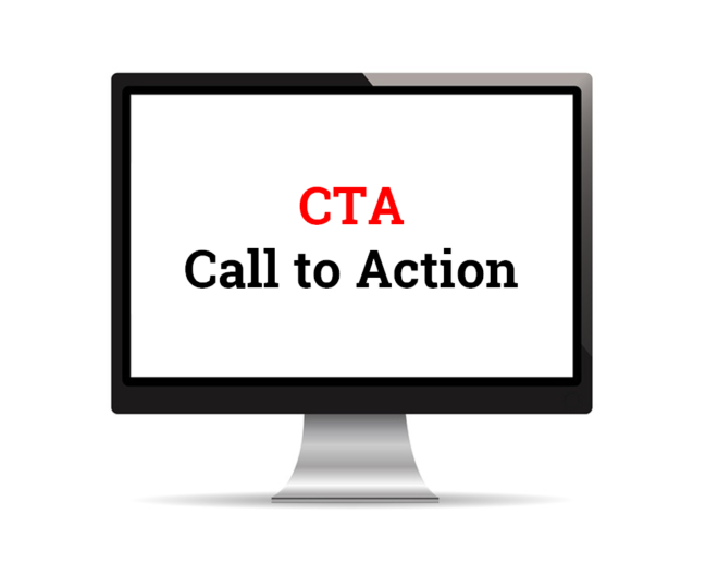 CTA - Call to Action, výzva k akci