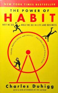 Další užitečnou knížkou související s tématem změny návyků je The Power of Habit, česky vyšla jako Síla zvyku