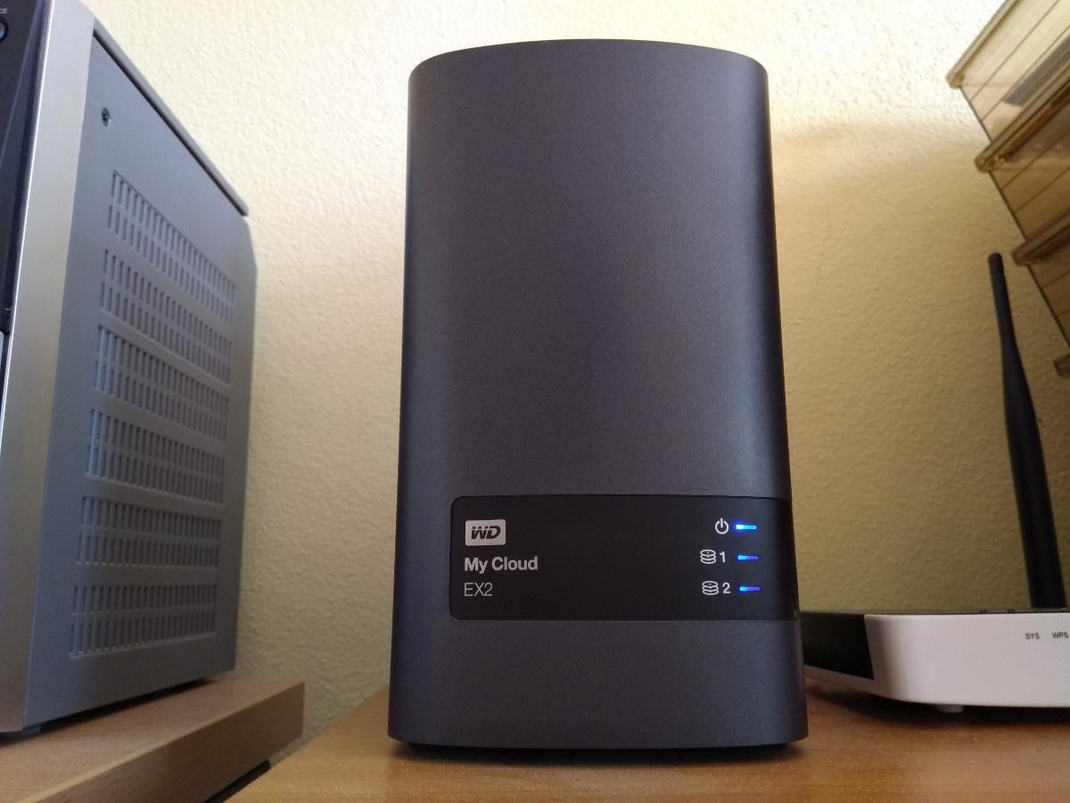 Vlastní cloud pro domácnost nebo menší kancelář - Western Digital MyCloud EX2