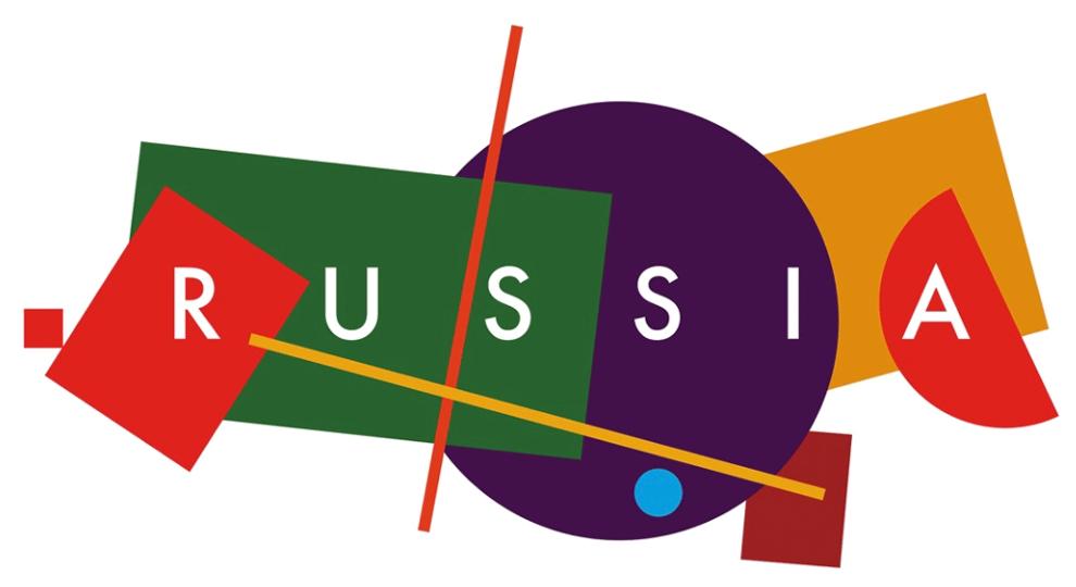 Nové logo značky Russia