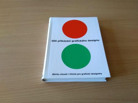 365 přikázání grafického designu je velmi užitečná knížka nejen pro tvorbu nového loga, ale i pro webový design