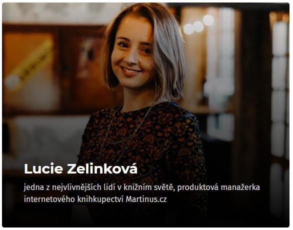Lucie Zelinková - konference Osobní růst 2019
