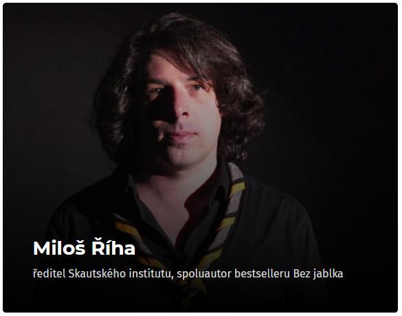 Miloš Říha - konference Osobní růst 2019