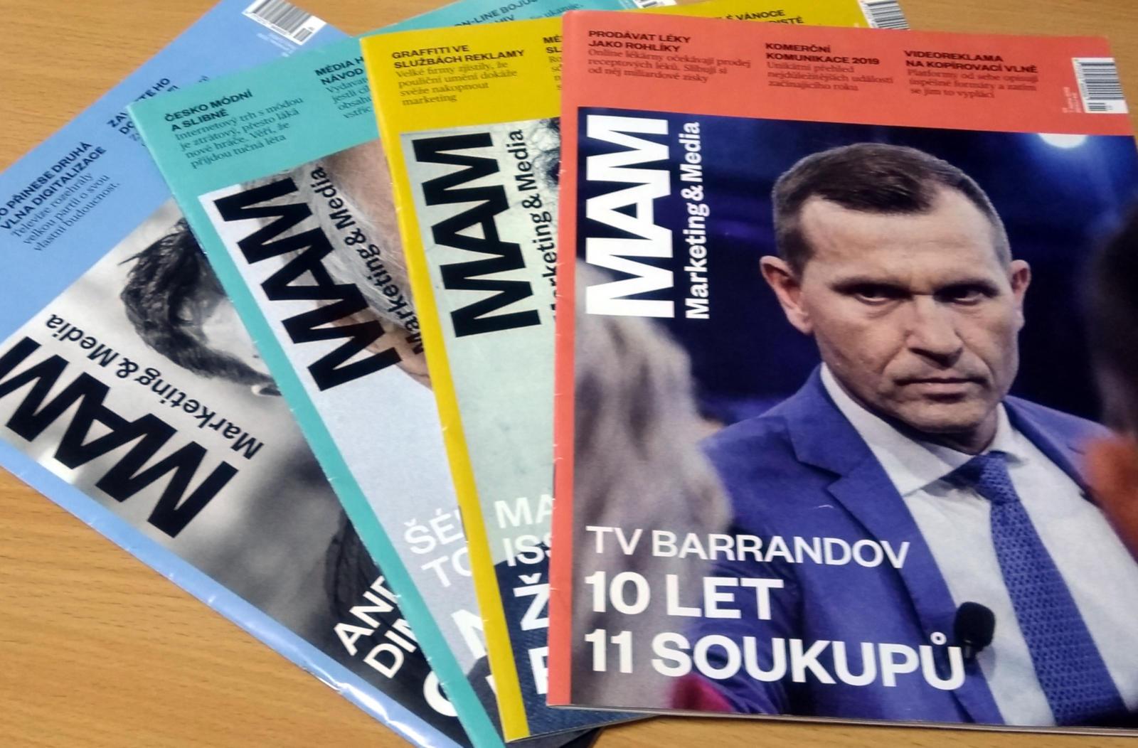 časopis Marketing a media